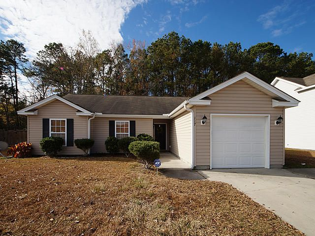 117  Pointer Drive Goose Creek, SC 29445