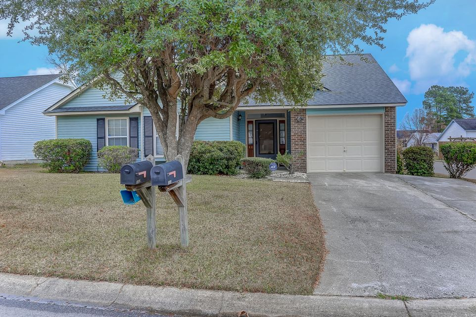 100  Persimmon Circle Goose Creek, SC 29445