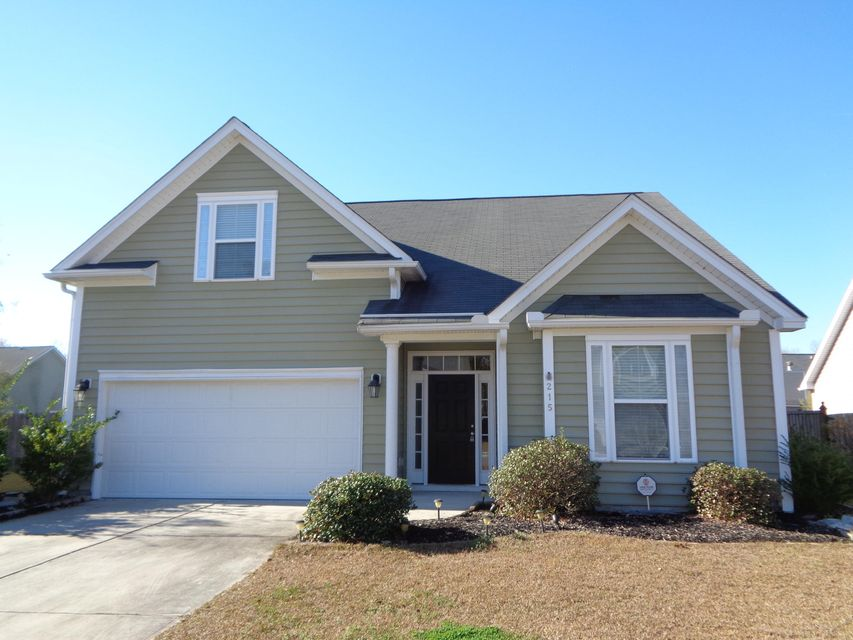 215  Palmetto Village Circle Moncks Corner, SC 29461