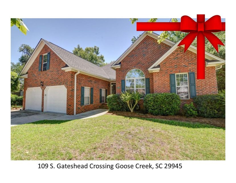 109 S Gateshead Crossing Goose Creek, SC 29445