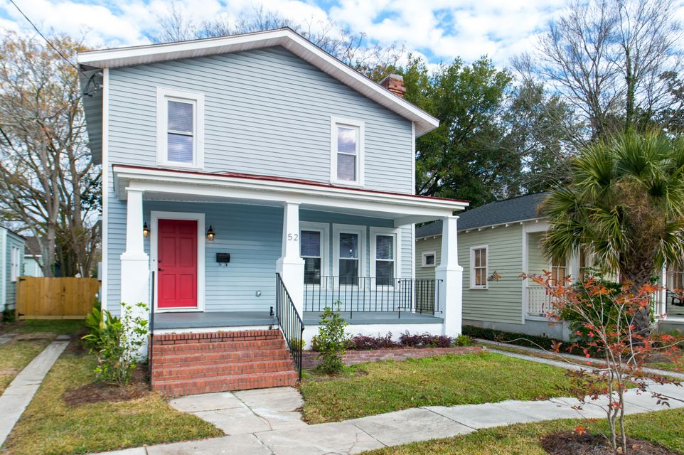 52  Maple Street Charleston, SC 29403