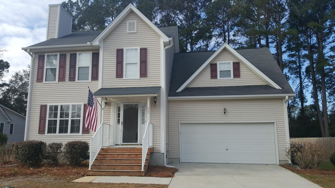 622  Bridlewood Lane Mount Pleasant, SC 29464