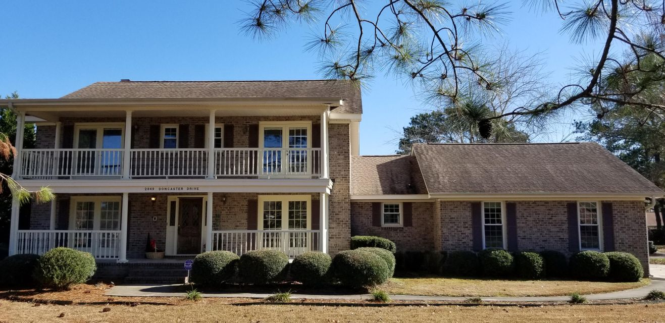 2849  Doncaster Drive Charleston, SC 29414