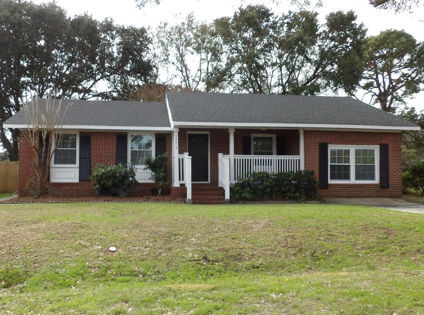 1473  Woodview Lane Charleston, SC 29412