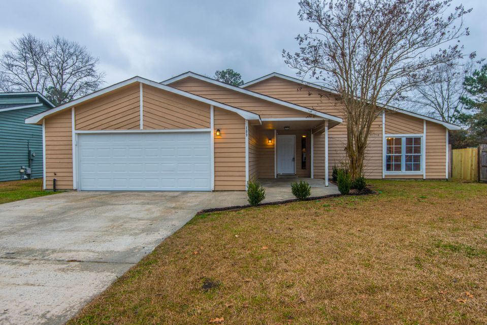 109  Coachman Lane Summerville, SC 29483