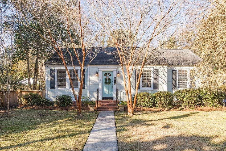 27  Avondale Avenue Charleston, SC 29407