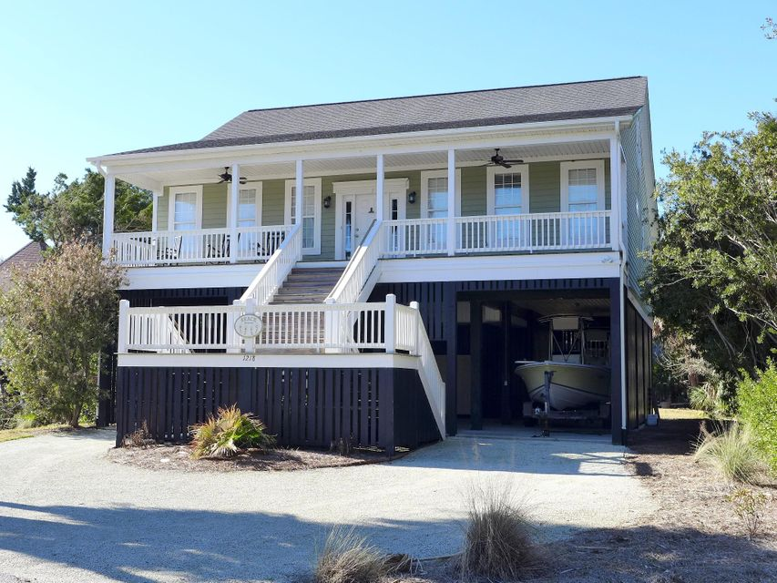 1218  Nancy Street Edisto Beach, SC 29438