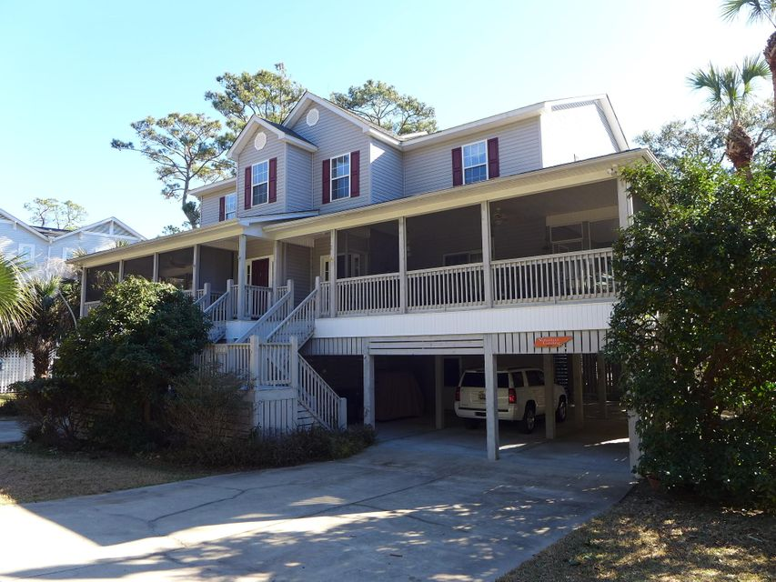 516-B  Oristo Ridge Road Edisto Beach, SC 29438