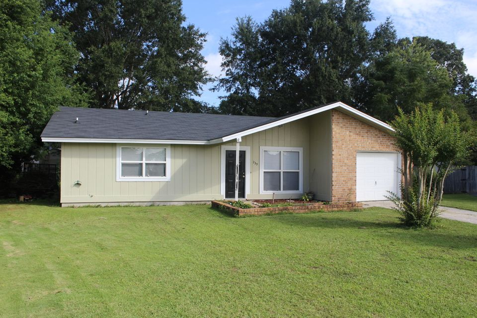 239  Horseshoe Drive Goose Creek, SC 29445