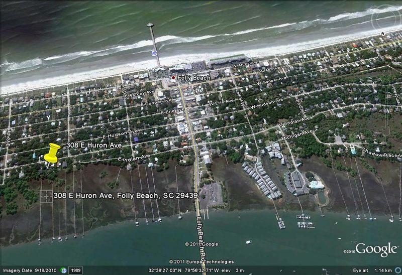 308 E Huron Avenue Folly Beach, SC 29439