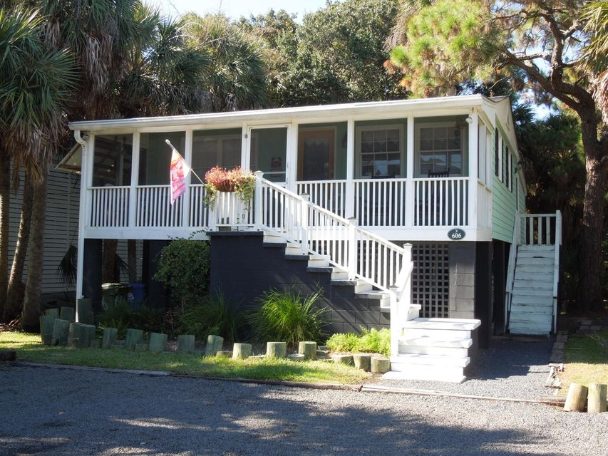 606 W Ashley Avenue Folly Beach, SC 29439