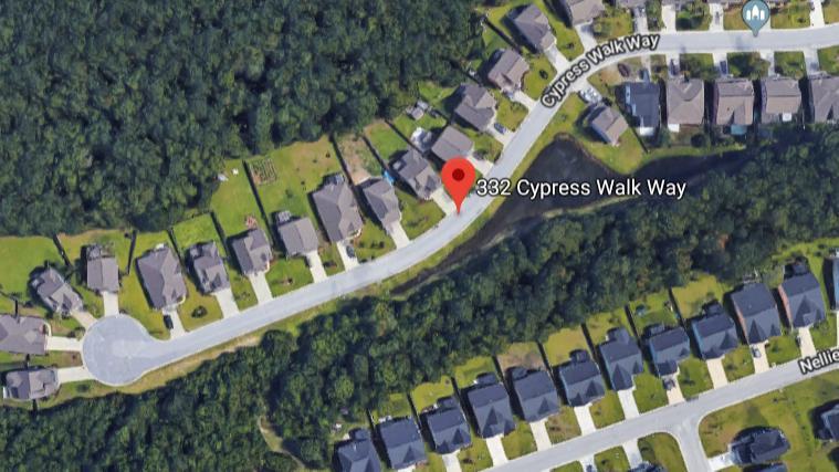 332 Cypress Walk Way Charleston, SC 29492