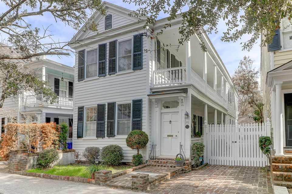 20 Council Street Charleston, SC 29401