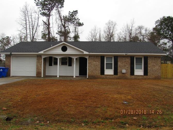 4984  Foxwood Drive North Charleston, SC 29418
