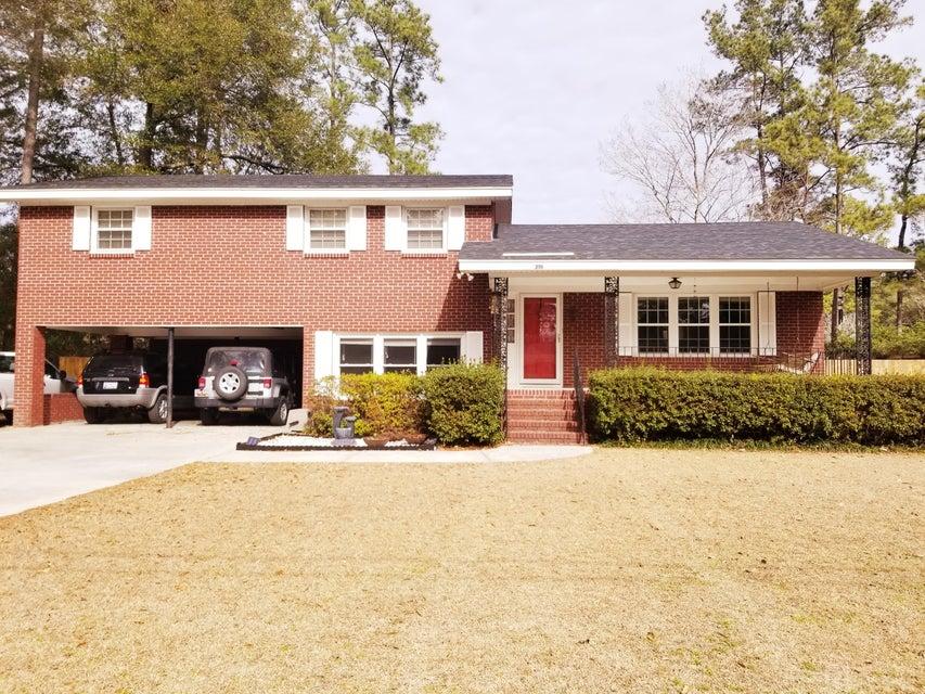 210  Pineland Drive Walterboro, SC 29488