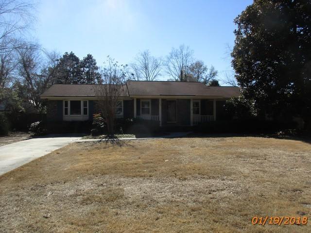 207  Chamblee Road Walterboro, SC 29488