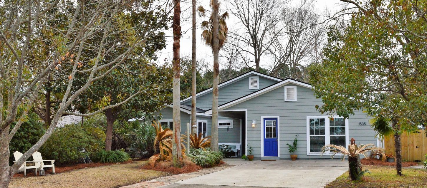 1535 Hidden Bridge Drive Mount Pleasant, SC 29464