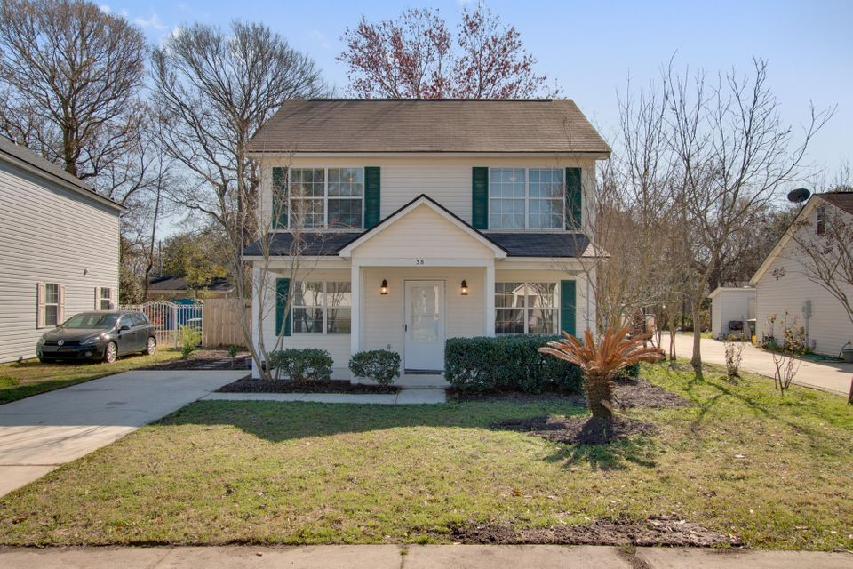 38  Woodleaf Court Charleston, SC 29407