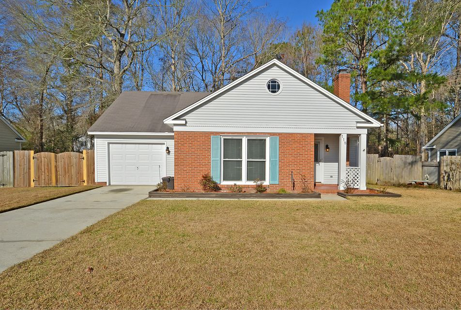 118  Orchard Court Summerville, SC 29485