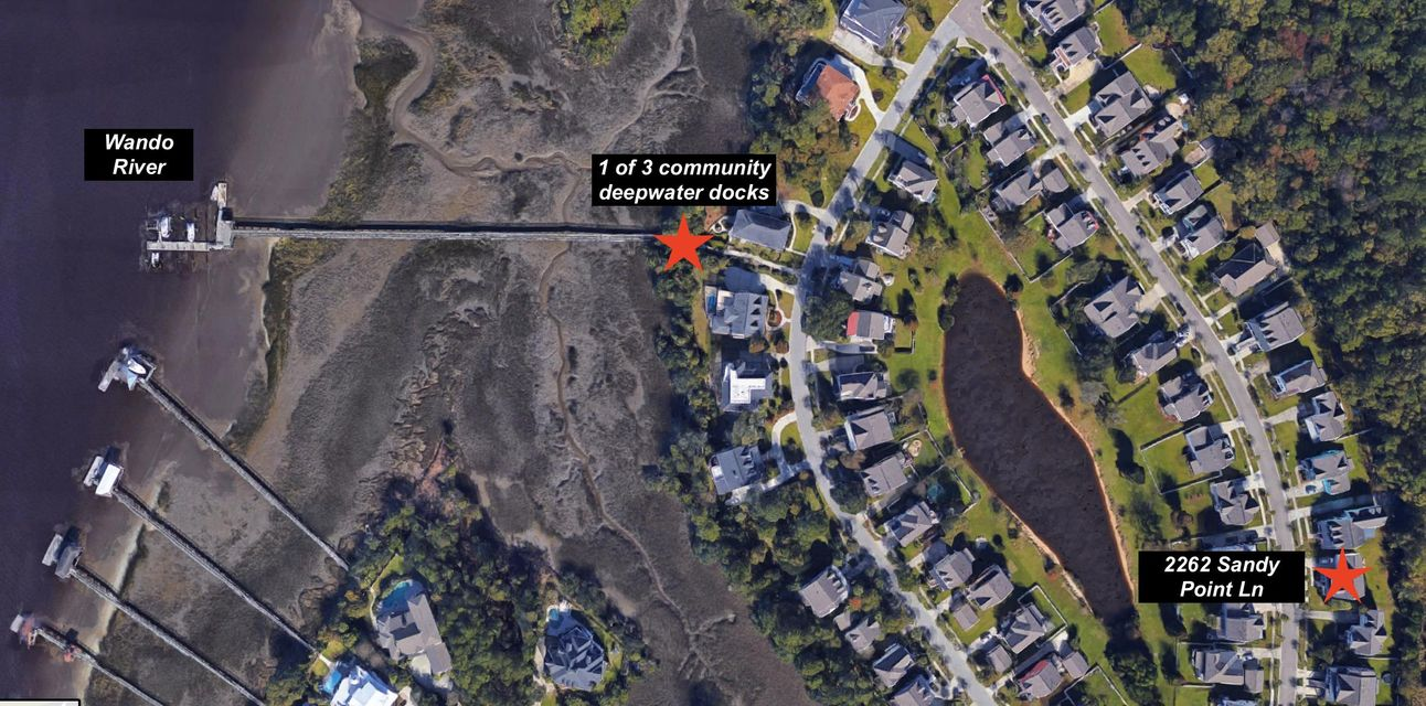 2262 Sandy Point Lane Mount Pleasant, SC 29466