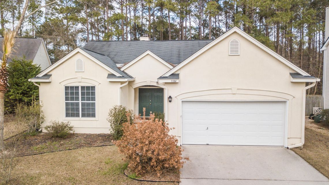 1184  Old Course Lane Mount Pleasant, SC 29466