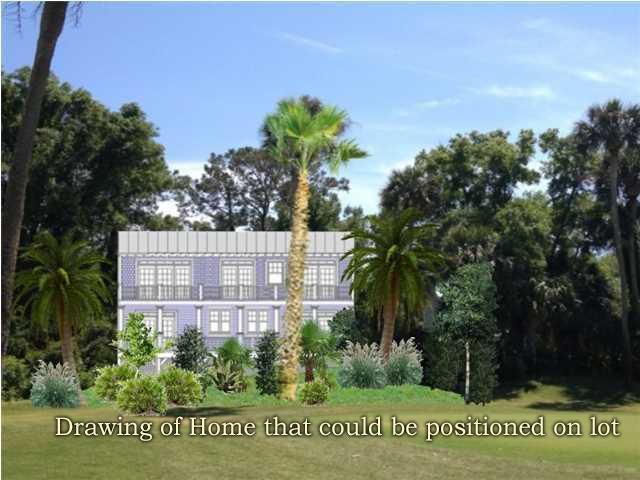 7  Magnolia Lane Edisto Island, SC 29438