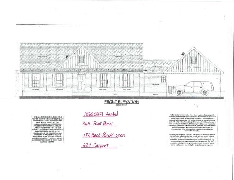 460  Cummings Chapel Road Ridgeville, SC 29472