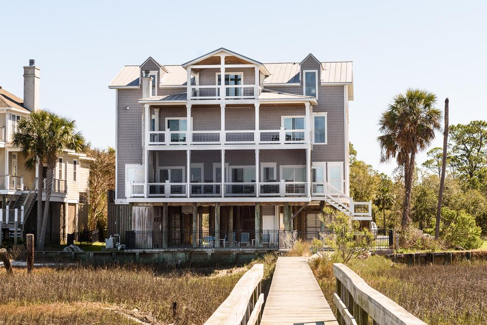 15  Red Sunset Lane Folly Beach, SC 29439
