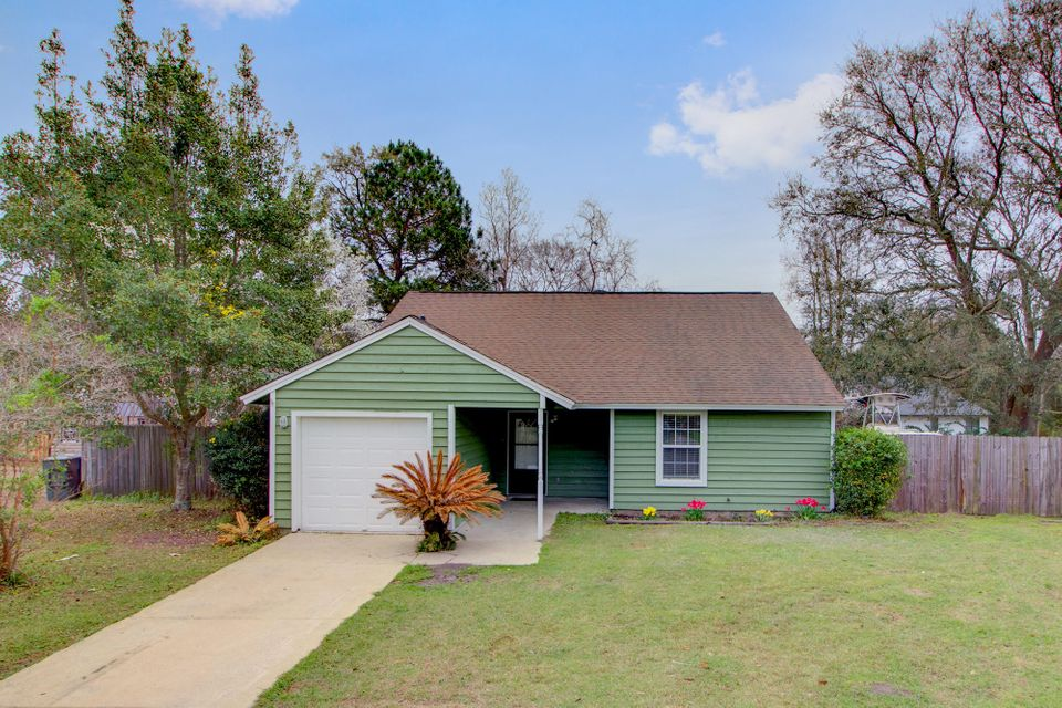 1166  Rivercrest Drive Charleston, SC 29412