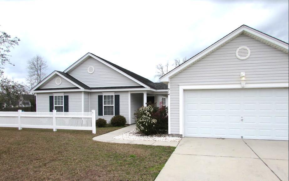 514  Savannah River Drive Summerville, SC 29485