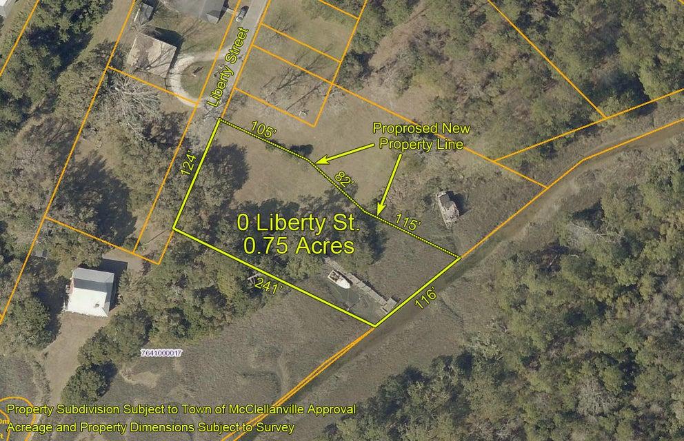 Liberty Street Mcclellanville, SC 29458
