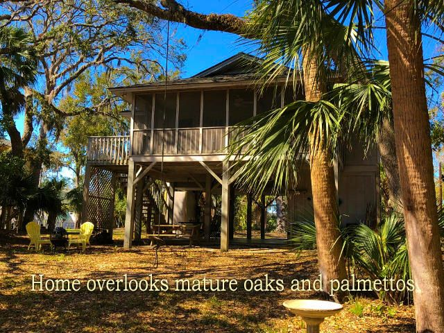 1206  Jungle Road Edisto Island, SC 29438