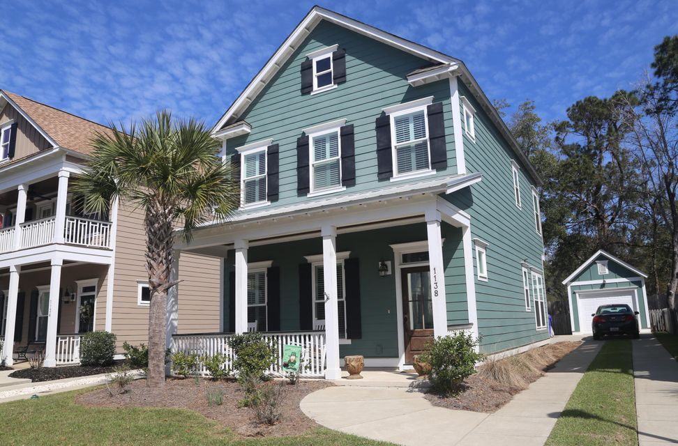 1138  Wexford Park Mount Pleasant, SC 29466