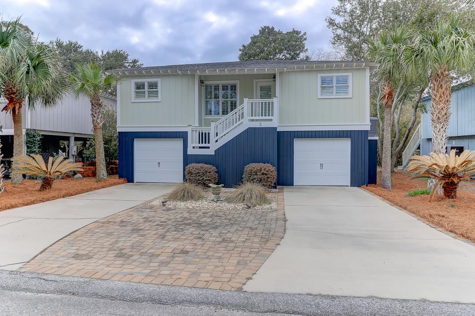 3 Sandcrab Court Isle Of Palms, SC 29451
