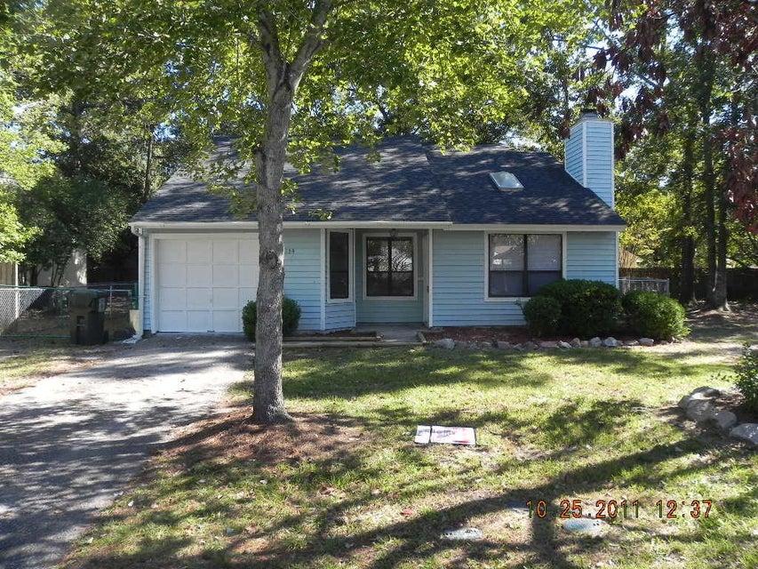 134  Tabby Creek Circle Summerville, SC 29483