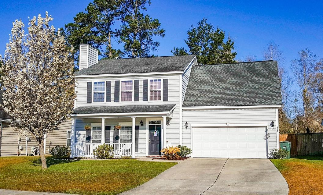 805  Bent Hickory Road Charleston, SC 29414