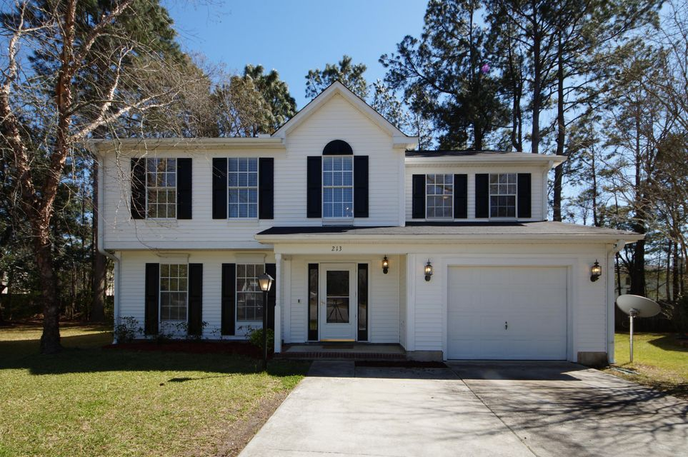213  Alydar Court Summerville, SC 29483