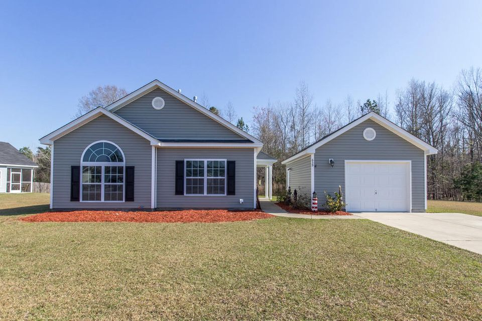 639  Savannah River Drive Summerville, SC 29485