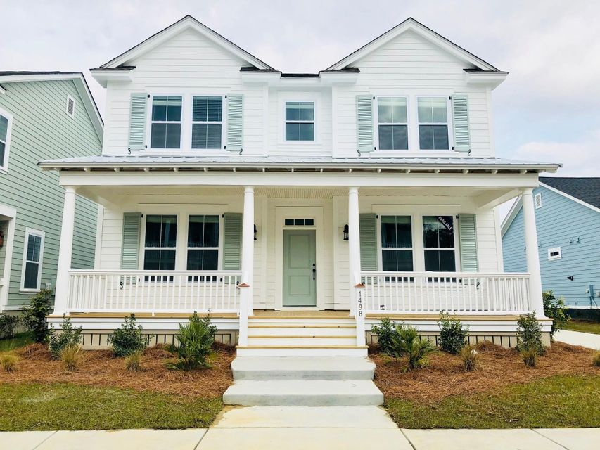 1498 Bourne Crossing Mount Pleasant, SC 29466