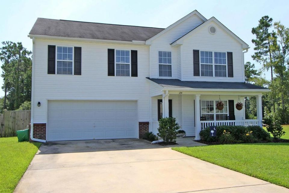 124  Pine Hall Drive Goose Creek, SC 29445