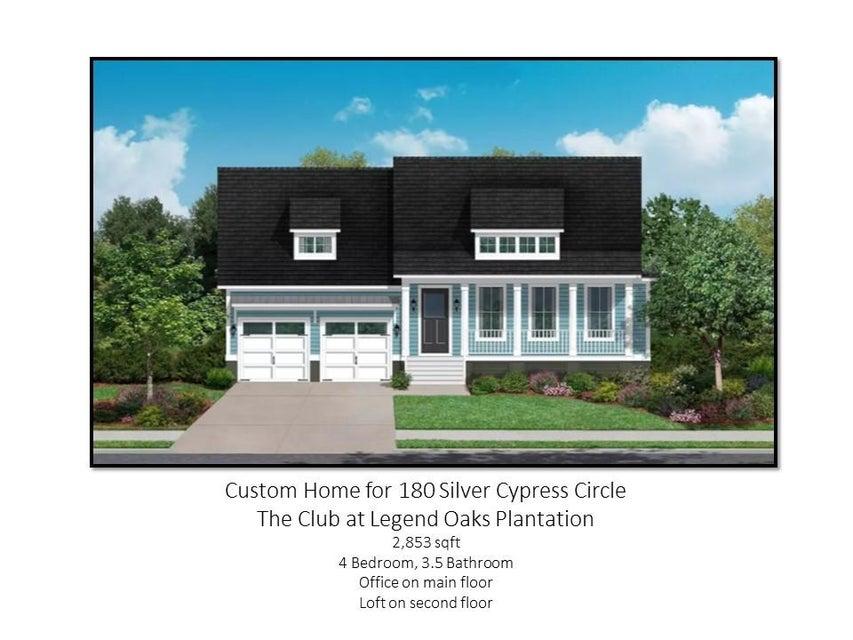 180  Silver Cypress Circle Summerville, SC 29485