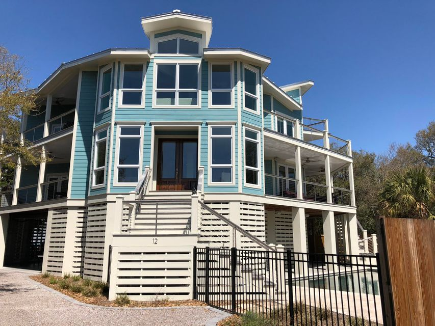 12 54TH Avenue Isle Of Palms, SC 29451