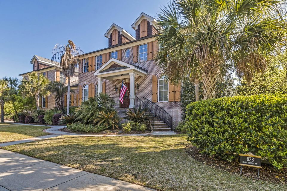 828  Mary Rivers Lane Charleston, SC 29412
