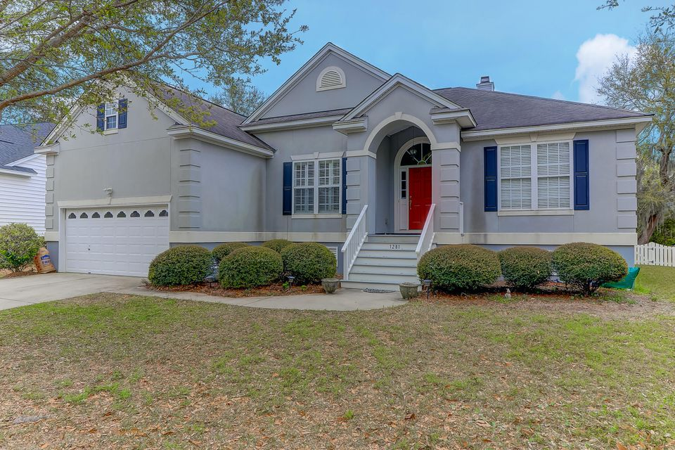 1281  Wisteria Wall Drive Mount Pleasant, SC 29464