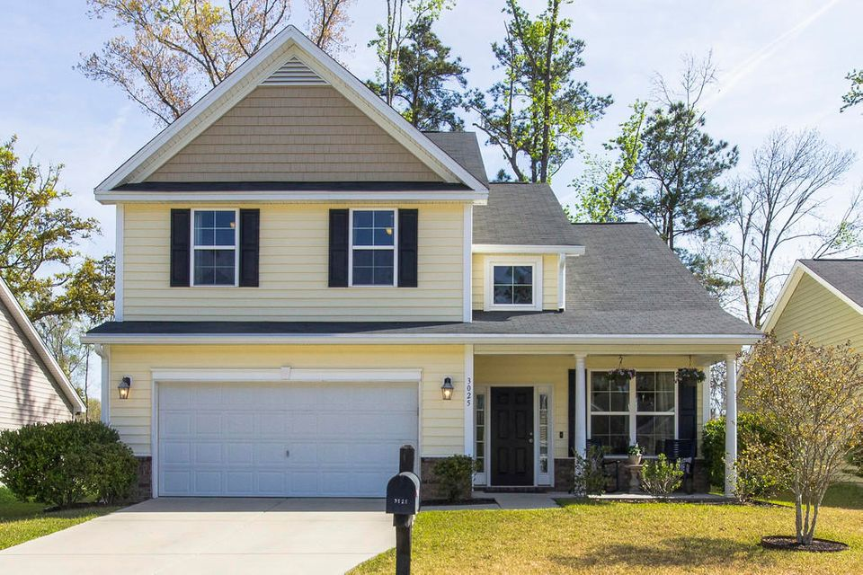 3025 Nantuckett Avenue North Charleston, SC 29420