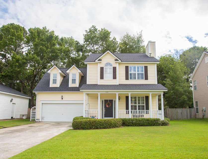 1585  Kentwood Circle Charleston, SC 29412