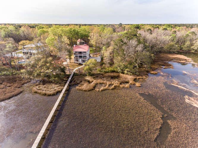 Pepper Plantation Homes For Sale - 1520 Old Rosebud Trail, Mount Pleasant, SC - 29
