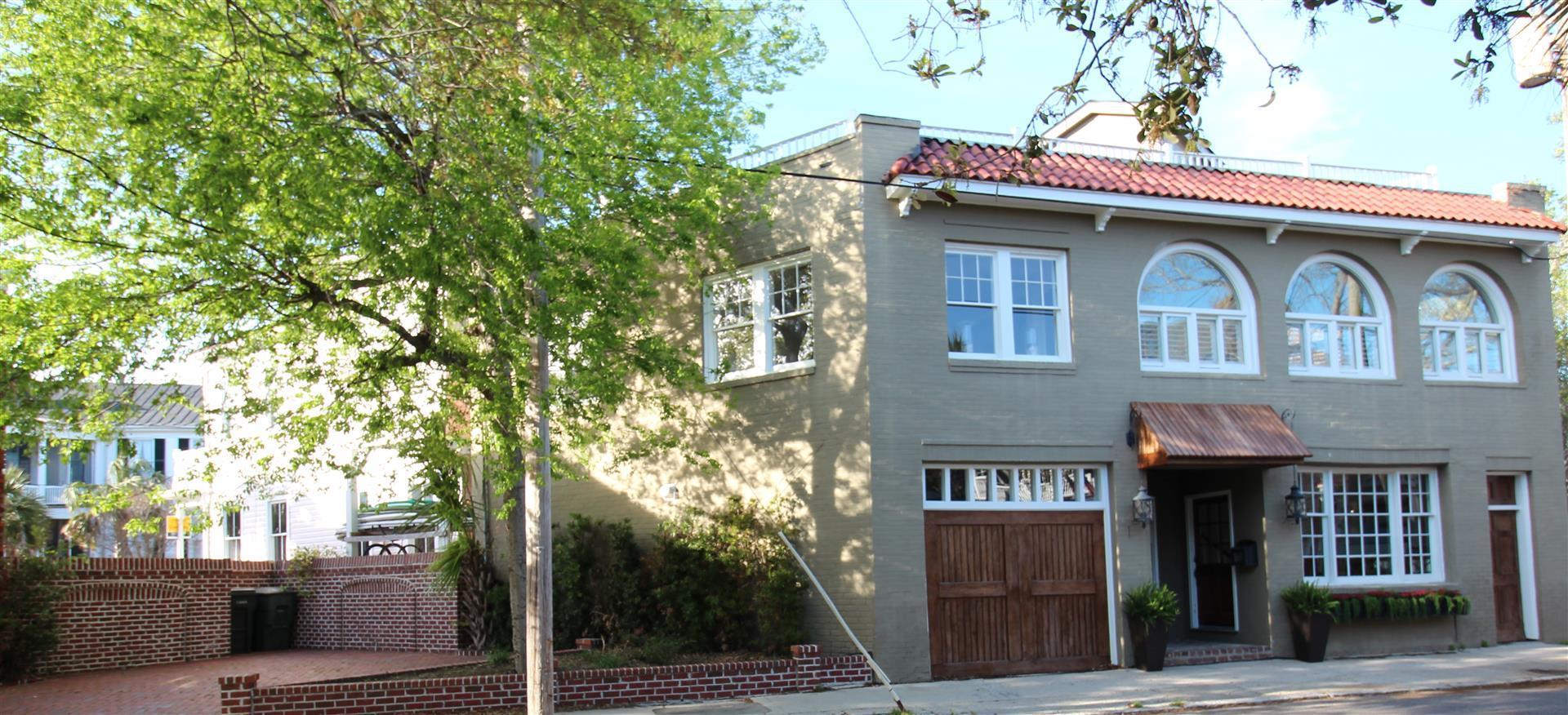 168  Tradd Street Charleston, SC 29401