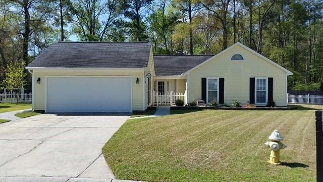 125  Orchard Court Summerville, SC 29485