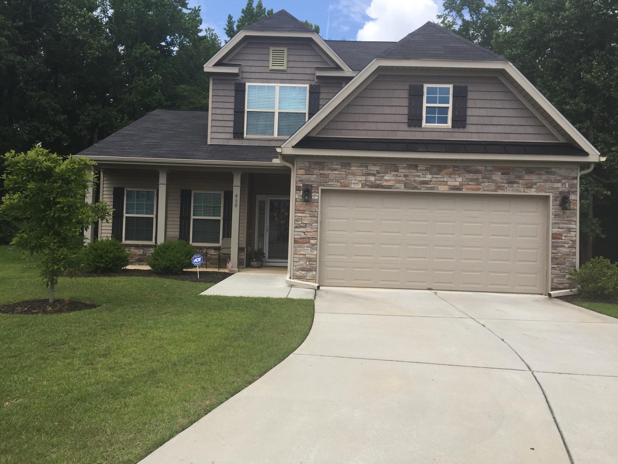 980  Cedarfield Lane Summerville, SC 29483
